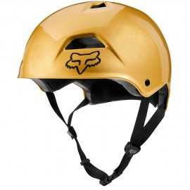 Casque bol Fox Flight Sport gold