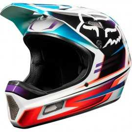 Casque Fox Rampage Comp Reno Iced 2019