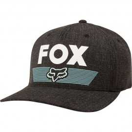Casquette Fox Aviator Flexfit black