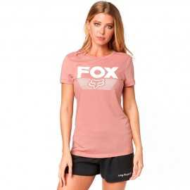 Tee-shirt Fox Ascot rose
