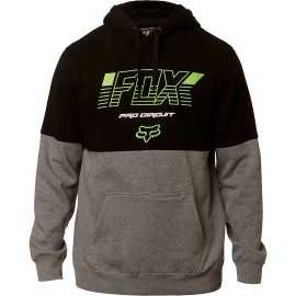Sweat Fox Pro Circuit black graphite