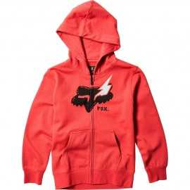 Sweat Fox enfant  Hellion Zippé rio red