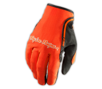 Gants Troy lee designs XC orange