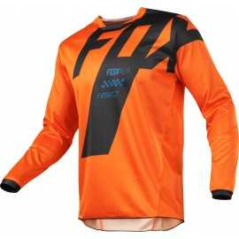 Maillot Fox enfant 180 Mastar orange