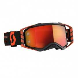 Masque Scott Prospect Orange Black écran orange chrome works 2020