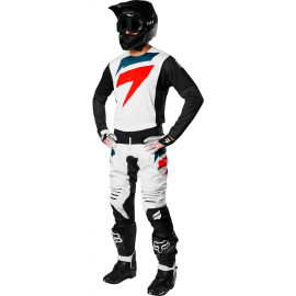 Tenue cross Shift 3Lack Mainline noir blanc 2019