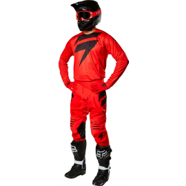 Tenue cross Shift 3Lack Mainline rouge 2019