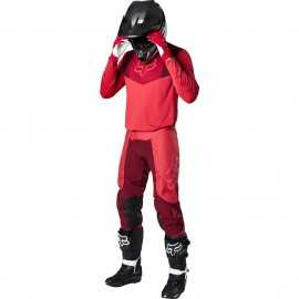 Tenue cross Fox Airline red 2020