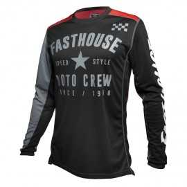 Maillot Fasthouse Phantom black 2020