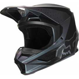 Casque cross Fox V1 WELD SE black iridium 2020
