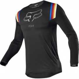 Maillot Fox Flexair VLAR black 2020