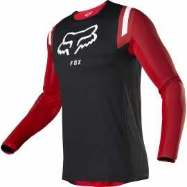 Maillot Fox Flexair REDR Flame red 2020