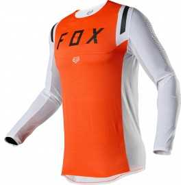 Maillot Fox Flexair Howk orange fluo 2020