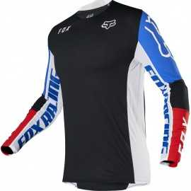 Maillot Fox Flexair HONR black 2020