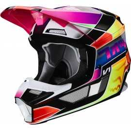 Casque cross Fox V1 YORR multi 2020