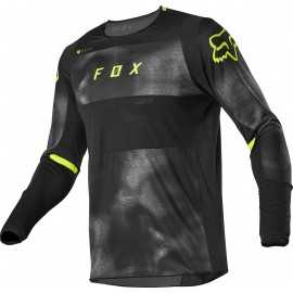 Maillot Fox 360 Haiz black 2020