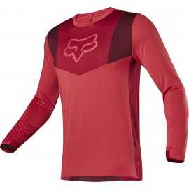Maillot Fox Airline red