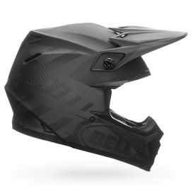 Casque cross Bell Moto-9 Flex Syndrome noir mat 2020