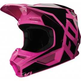 Casque cross Fox V1 PRIX pink 2020