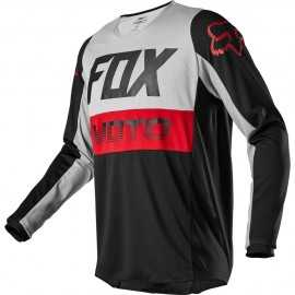 Maillot Fox 180 FYCE grey 2020