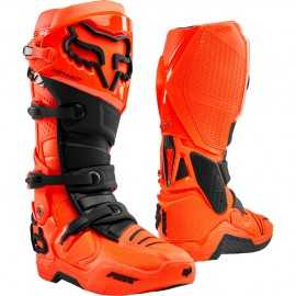 Bottes cross Fox Instinct orange fluo 2020