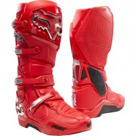 Bottes cross Fox Instinct Prey flame red 2020