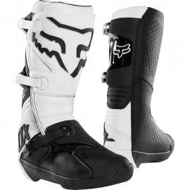 Bottes cross Fox Comp white 2020
