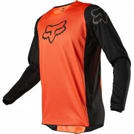 Maillot Fox Enfant 180 PRIX orange fluo 2020