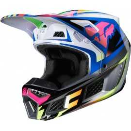 Casque cross Fox V3 Idol Multi 2020