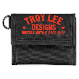 Portefeuille Troy lee designs Motorally noir