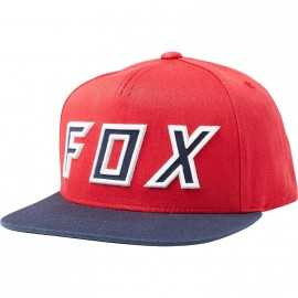 Casquette Fox Enfant Posessed Snapback cardinal