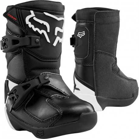Bottes cross Fox Kids Comp black 2020