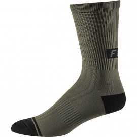 "Chaussettes Fox Trail 8"" olive green"