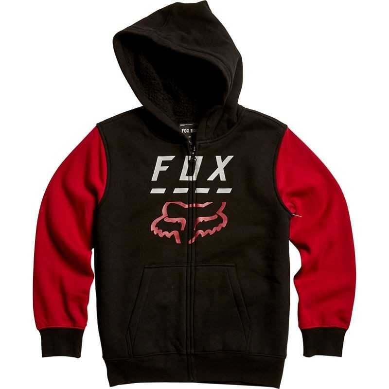 Sweat Fox enfant Highway Sherpa | Veste Fox Racing enfant pas cher
