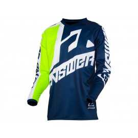Maillot Cross Answer Voyd midnight hyper acid white 2020