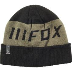 Bonnet Fox Down Shift black