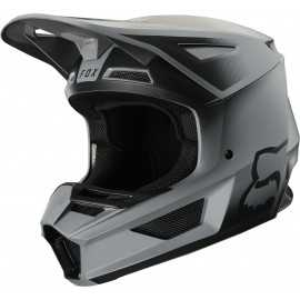 Casque cross Fox V2 VLAR Matte black 2020