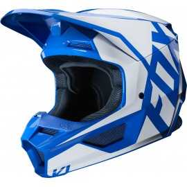 Casque cross Fox V1 PRIX blue 2020
