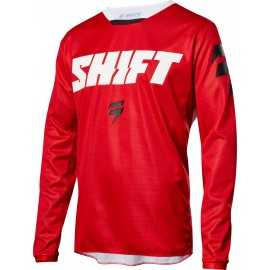 Maillot Shift Whit3 Ninety Seven rouge