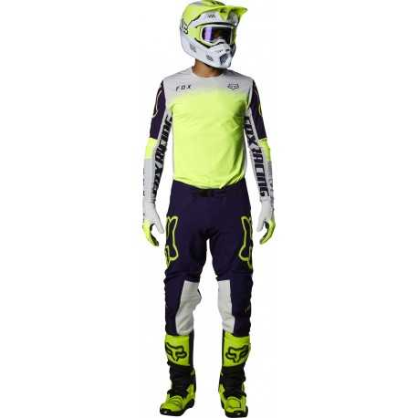 Tenue Fox Flexair Edition Limitée HONR purple yellow 2020