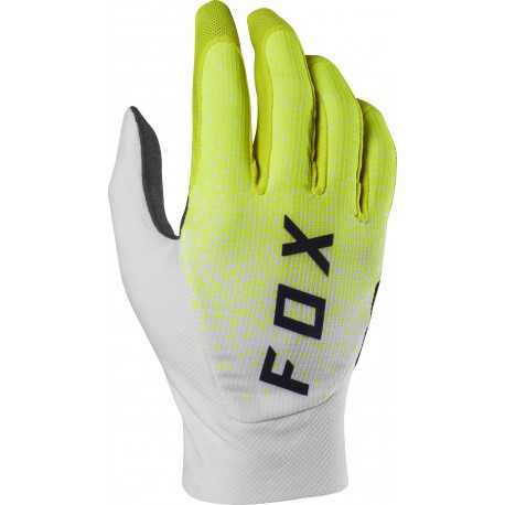 Gants Fox Flexair HONR purple yellow 2020