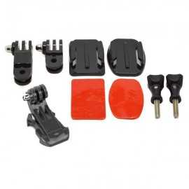 Kit complet de fixation casque RAD'CAM