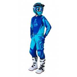Tenue Cross Answer Syncron Drift Astana Reflex bleu