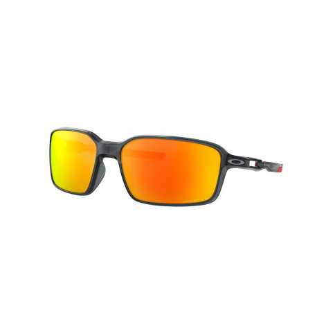 Oakley Siphon Crystal Black lentilles Prizm Ruby Polarized