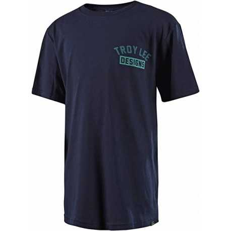 Tee-shirt Troy lee designs Canvas navy