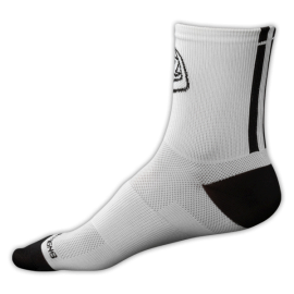 Chaussettes Troy lee designs Ace Performance blanches