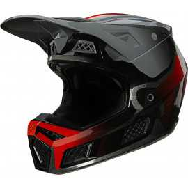 Casque cross Fox V3 RS Wired gris 2021