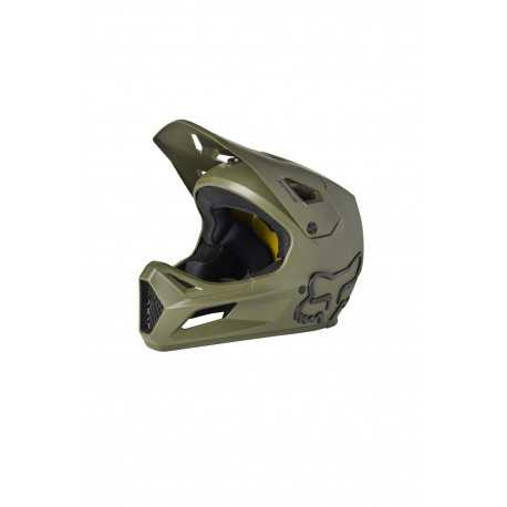 Casque Fox Rampage olive green 2021