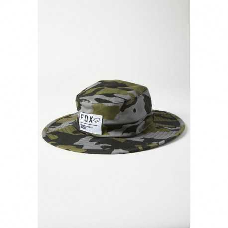 Chapeau Fox Traverse green camo
