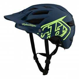 Casque Troy lee designs A1 Drone marine green